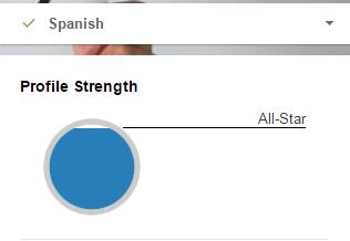 perfil-optimizado en Linkedin-personal