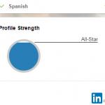 Perfil-estrella en Linkedin